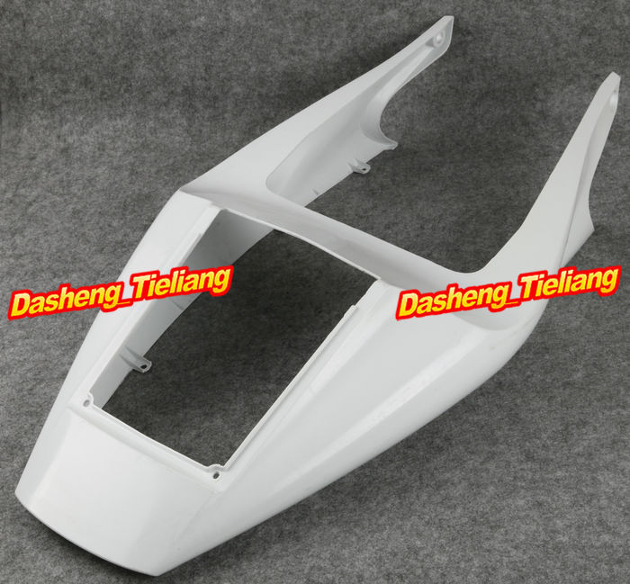 Unpainted Motor Tail Rear Fairing Parts for Yamaha 1998 1999 YZF R1 / YZF-R1, ABS Plastic