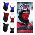 2014 inverno quente máscara facial capa inverno Ski Beanie Hat scarf, Pesca frete grátis
