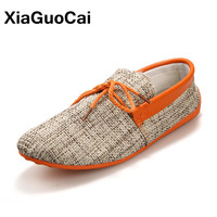 2017 Spring Autumn Fashion Big Size Men Casual Shoes Breathable Lightweight Men Loafers Comfortable Mocassins Driving