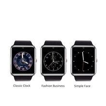 Symrun Smartphone Uhr SmartWatch für Sport uhr gt08