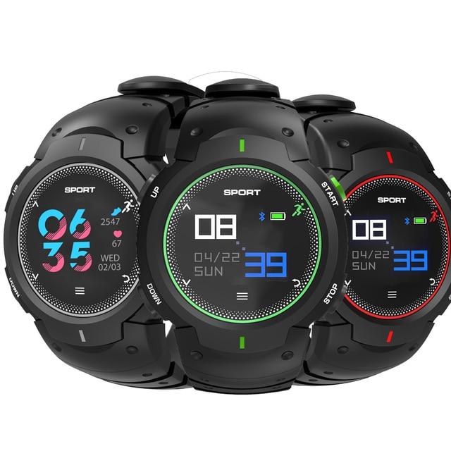 F13 Colorful Screen Smar twatch Swimmin IP68 Waterproof Multi-sport Mode Heart Rate Monitor SmartWatch Bluetooth Sport Wristband