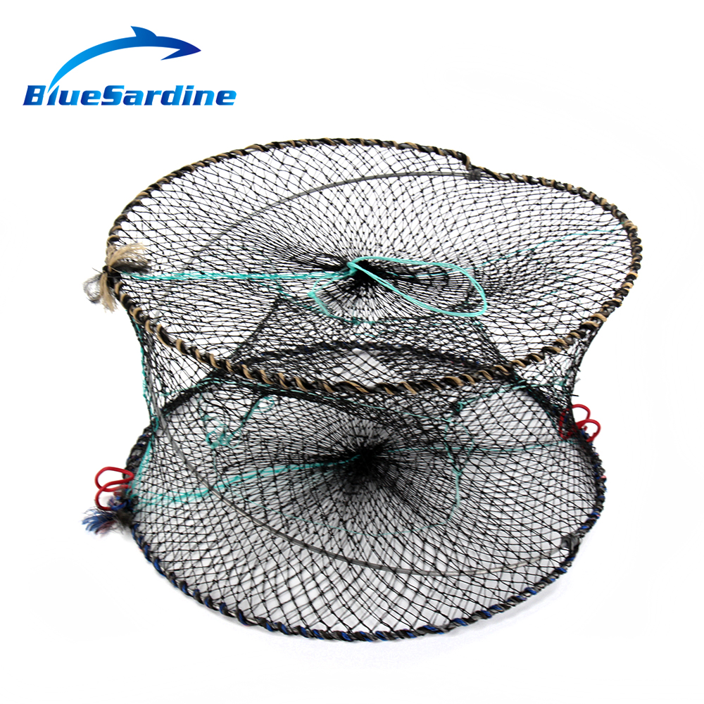 Buy bluesardine 40cm 40cm 20cm round for Fish trap net