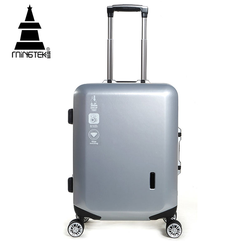 Aliexpress.com : Buy MINGTEK Brand Trolley Travel Bag Hand Luggage ...