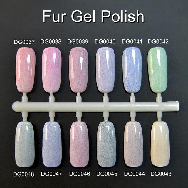 Aliexpress Buy Monasi 12 Colors For Nail Art 5ml Long Lasting