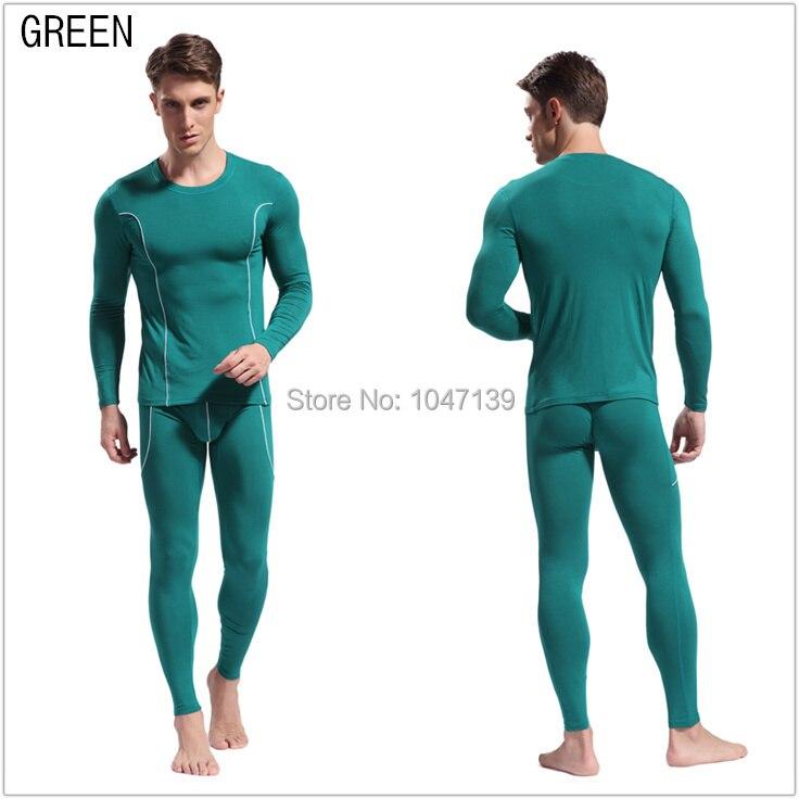 wangjiang men's thermal underwear long john thermal underwear men ...