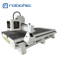 Heavy duty! Router CNC 4 axis marble /stone / wood CNC Router 1325 CNC Milling Machine Price