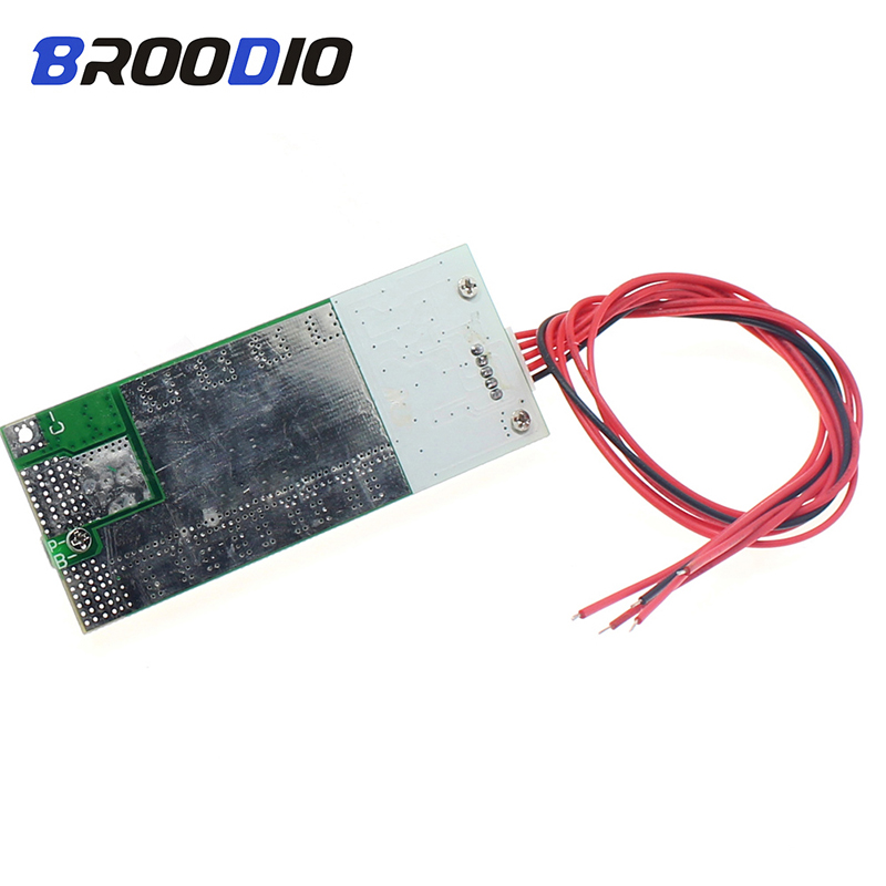 BMS 4S 12V 100A Protection Circuit Board LiFePO4 bms 3 2V With Balanced UPS inverter energy