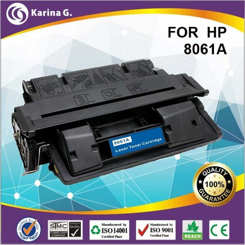 laser toner cartridge for 61a 8061a for hp C8061a for HP Laser Jet 4100 4100N 4100TN 4100MFP cf283a 83a toner cartridge for hp laesrjet mfp m225 m127fn m125 m127 m201 m202 m226 printer 12 000pages more prints