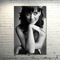 Katy Perry Art Silk Poster Print 13x20 24x36 Inches Sexy Music Star Girl Pictures For Bedroom