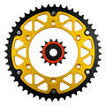 Motorcycle Parts 48-14 T Front & Rear Sprockets Kit for SUZUKI DRZ400S DRZ400 DR-Z / DRZ 400 S 2000 2007 2010 Gear Fit 520 Chain