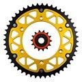 Piezas de la motocicleta 48-14 T Delantero y Trasero Piñones Kit para SUZUKI DRZ400S DR-Z DRZ400/DRZ 400 S 2000 2007 2010 Engranaje Fit 520 cadena
