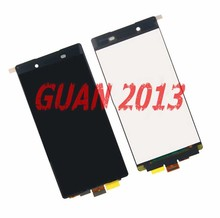 Tested LCD Assembly For Z3+ LCD Display + Touch Screen Digitizer For Sony Xperia  Z3 Plus Z4 E6553 E6533