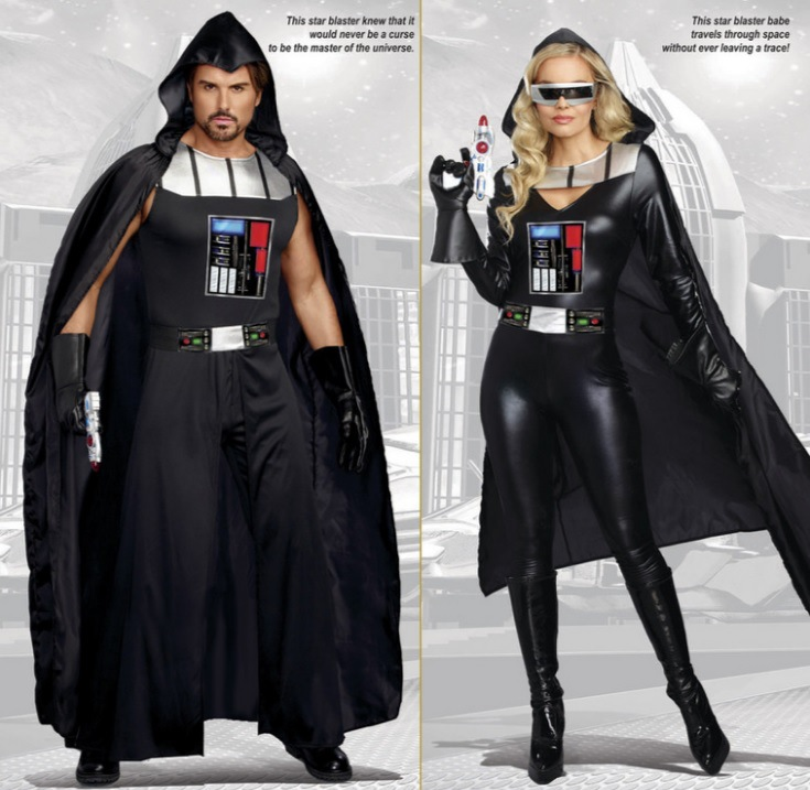 New Darth Vader Terry Jedi Black Robe Star Wars Jedi Knight Hoodie Cloak Halloween Cosplay Costume Cape For Men and women with