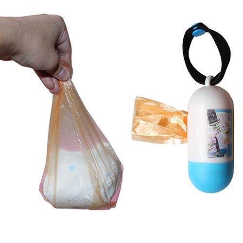 Garbage Bags Case