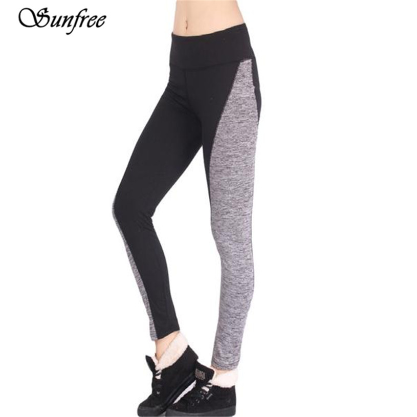 Sunfree 2106 New Hot Sale 1PC Women Trousers Athletic Gym Workout Fitness Yoga Leggings Pants Brand New High Quality Nov 29 joelheira magnética alívio
