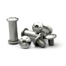 Patch Screws T8 Torx Screws for Locking Screws CNC Stainless Steel Screws for DIY Tooling 2pcs цена