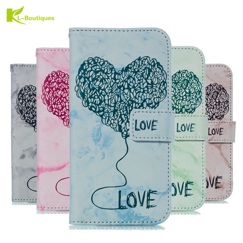 J6 2018 Leather Case on for Pouzdro Samsung Galaxy J6 2018 Case for Samsung J6 2018 Case 3D Love Heart Wallet Flip Cover Coque