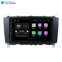 YESSUN Android For Benz C Class W203 2004~2007 Car Navigation GPS Audio Video HD Touch Screen Multimedia Player No CD DVD.
