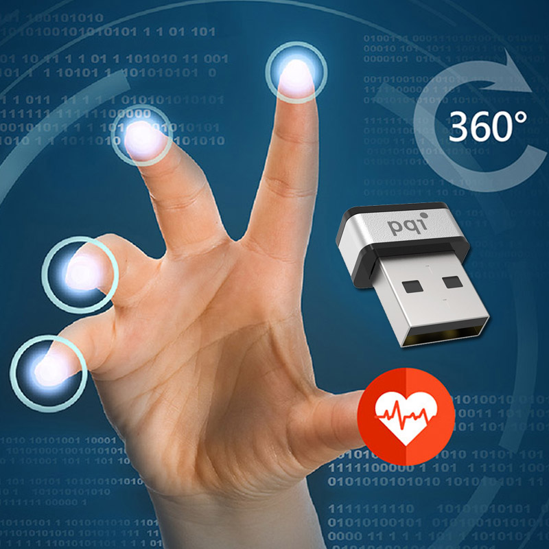 My Lockey Fingerprint USB Dongle World's Fastest Goldkey Identification Within 0.15 Seconds USB Gadgets For Windows Hello-in USB Gadgets from Computer & Office    3