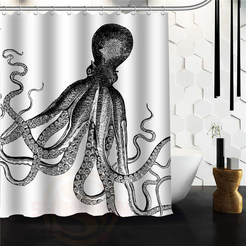 Buy ocean shower curtain and get free shipping on AliExpress.com