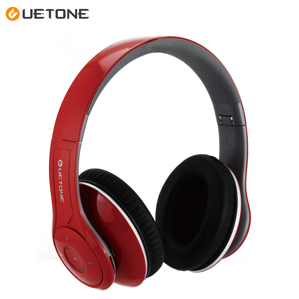 UETONE UT-H01 Wireless Bluetooth Headphones Stereo Portable Music Headsets Sports Headphone with Mic and Volume Control  new portable hifi audio stereo wireless bluetooth headphone with mic speaker for sports music