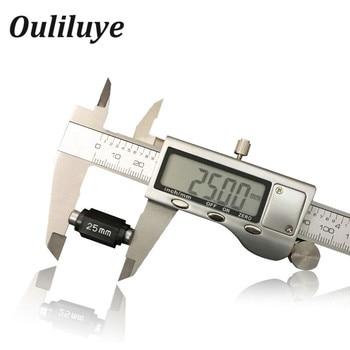 цена на Precision Caliper 6-Inch 150mm Stainless Steel Electronic Digital Vernier Caliper Gauge Micrometer Measuring Ruler Tool