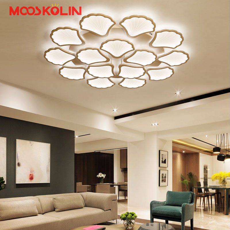 NEW Modern LED Chandeliers For Living Room Bedroom Dining room Fixture Chandelier Ceiling lamp Dimming home lighting luminarias modern k9 crystal rings chandeliers lights led ceiling fixture for living dining room lamp restaurant design hanging lighting