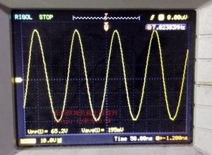 Image 3 - 1 шт. 10 Вт 5 9 Мгц QRP радиопередатчик CW высокочастотный комплект усилителя мощности
