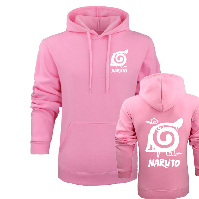 Naruto Men Hoodies And Sweatshirts
