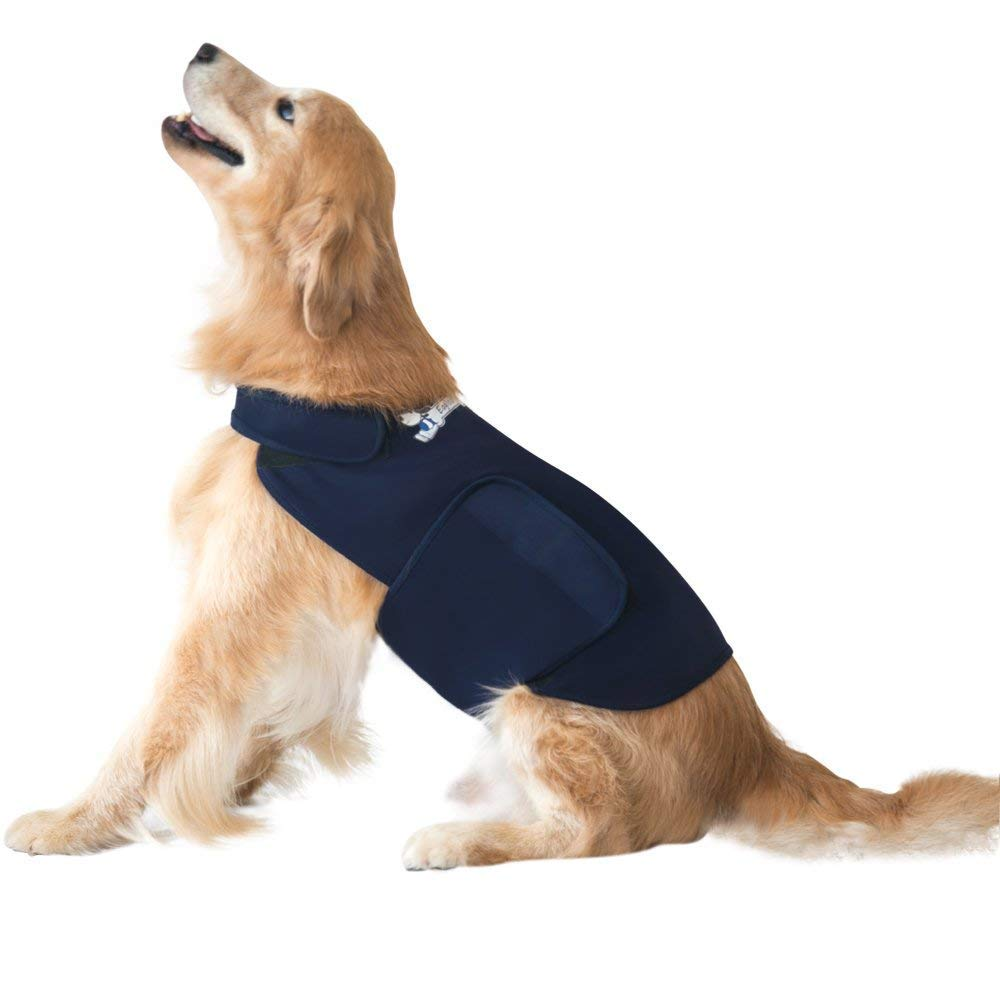 Rabbitgoo Dog Anxiety Jacket Calming Vest for Wrap Anti Stress Relief Lightweight Pet Coat