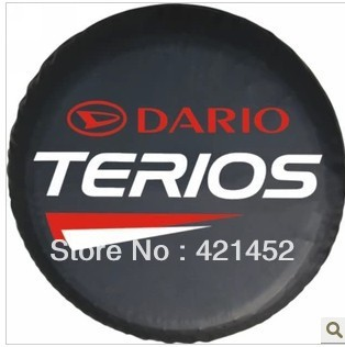 Free shipping !!!!!!!!!! toyota spares wheel cover for Daihatsu,toyota  spares wheel cover for TERIOS