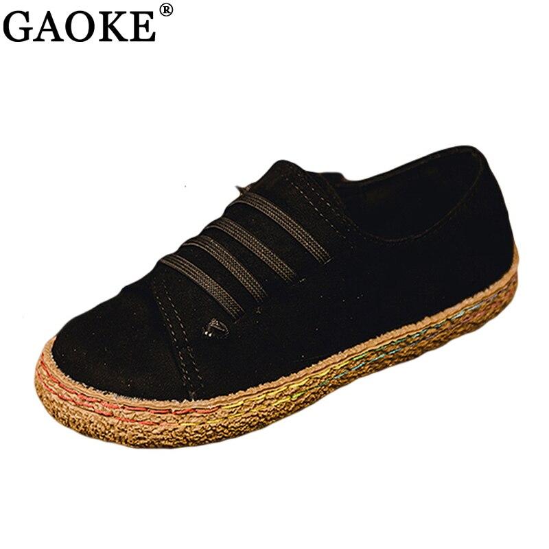 Дамские туфли на плоской подошве женская обувь на осень Повседневное Обувь на плоской подошве на шнурках удобные лоферы с закругленным носком