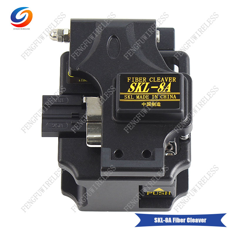 Cellphones & Telecommunications Cable Fusion Splicer Mfs-t60 With Fiber Cleaver Ftth Sm Mm