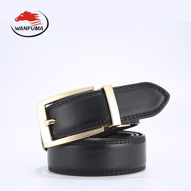 designer belt mens high quality luxury brand belts for man jeans accessory leather belt men black belt pin buckle PL-26001