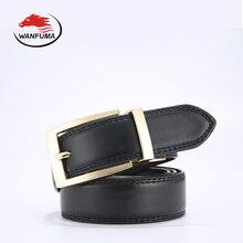 designer belt men's high quality luxury brand belts for man jeans accessory leather belt men black belt pin buckle PL-26001