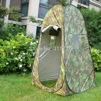 Changing Room Privacy Shower Toilet Bath Automatic Pop Up Camouflage UV Beach Fishing Outdoor Dressing Photography Camping Tent