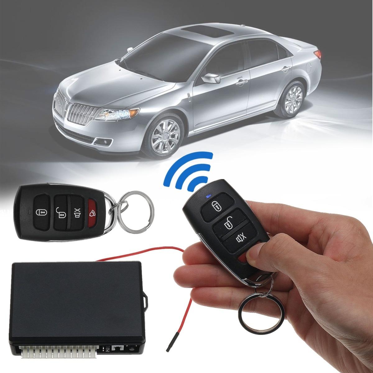 Надежная и функциональная сигнализация для авто
