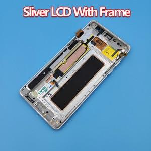 Image 3 - AMOLED 5.7 תצוגה לסמסונג הערה מאוורר מהדורת FE הערה 7 N930F N935F LCD + מסך מגע Digitizer עצרת עבור סמסונג Note7 LCD
