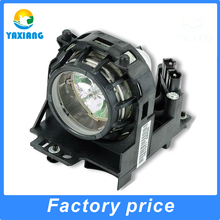 Compatible Projector lamp bulb DT00581 with housing for Hitachi CP-S210 CP-S210F CP-S210T CP-S210W PJ-LC5 PJ-LC5W