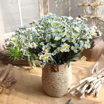 15 Heads Daisy Artificial Flowers