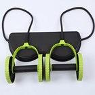 ✔  Тренажер для брюшного пресса для похудения Тренажер Ab Roller Core Двойной AB Wheel Fitness Home Wor ✔