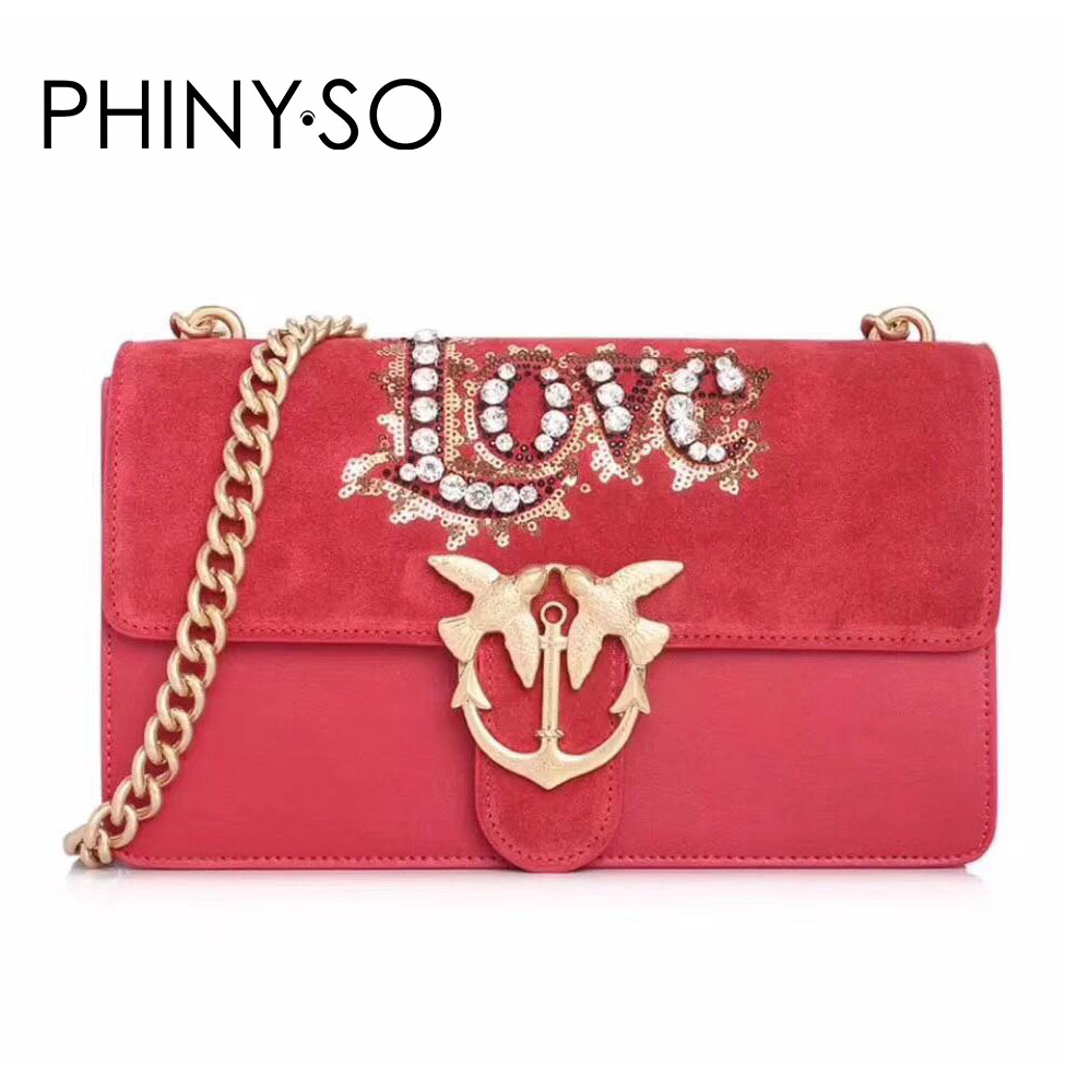2018 Newest Fashion swallow messenger bag famous brand bags s
