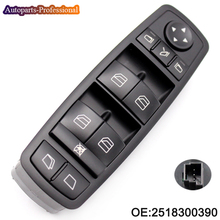 Car accessories Power Door Window Master Switch Fit For Mercedes-Benz GL R Class 2518300390 A2518300390