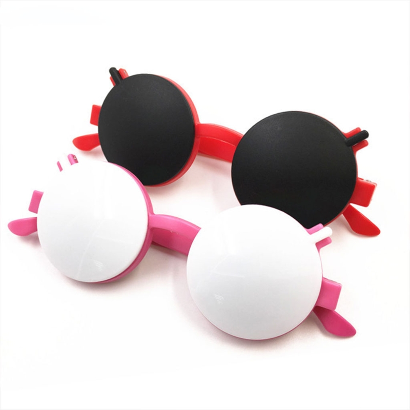 Kids Mickey Mouse Circular Polarized Passive 3D Glasses For RealD 3D Cinema TV
