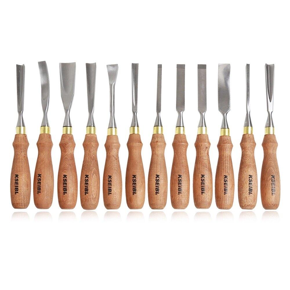 KSEIBI Industrial DIY Woodworking Carving Chisel