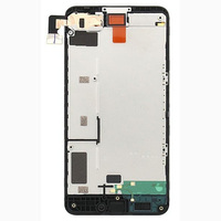 For Nokia Lumia 630 635 Touch Screen Digitizer Sensor Glass Panel LCD Display Monitor Screen Panel
