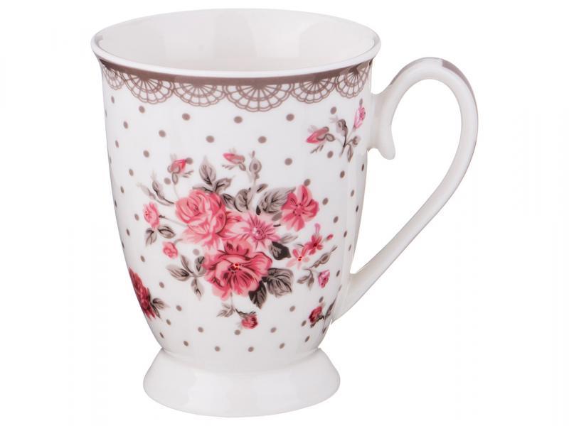 Mug Lefard, 12*8,5*11 cm, with pattern mug lefard 11 8 5 11 cm white