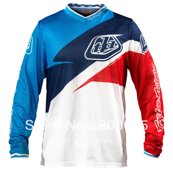 No.6681 Troy Lee Designs TLD GP Air Stinger Motocross Jersey MX MTB DH  Cycling Bicycle cycle Bike Jersey T-shirt Clothing Wear 912b6a6fe