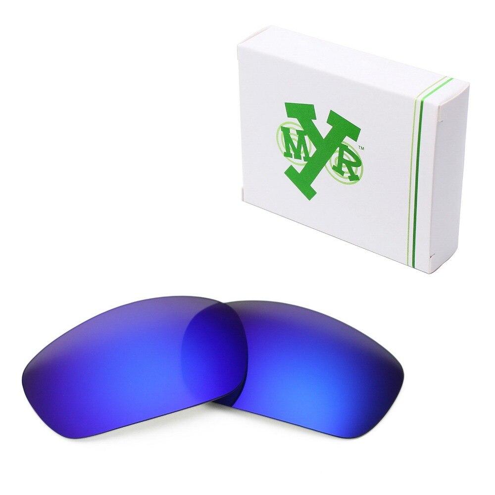 3e5d46b008e4c Mryok polarizado Objetivos para Oakley Jawbone Gafas de sol azul hielo