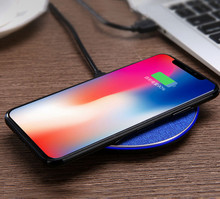 YWEWBJH  Wireless Charger for Samsung Galaxy S8 S9 Note 9 8 USB Qi iPhone XS Max X Plus
